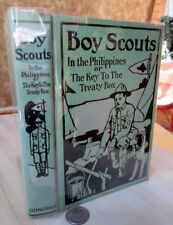 BOY SCOUTS In The PHILIPPINES,1911,Scoutmaster G. Harvey Ralphson,1st Ed