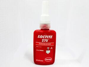 Loctite 270 50 ml hochfester Schraubensicherer, Packung mit 1 Stück