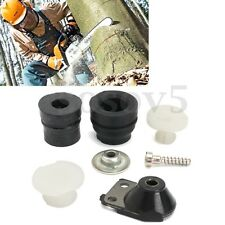 7Pcs Annular Rubber Mount Buffer Kit Set for Stihl 026 024 MS240 MS260 Chainsaw