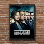 Law & Order Special Victims Unit Movie Poster Wall Decor Poster , no Framed
