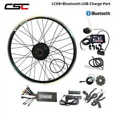 36V Front Electric Bike Conversion Kit 20 24 26 27. 5 28 29 inch 250W 350W 500W