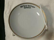 802nd Tank Destroyer Battalion Trinket Dish