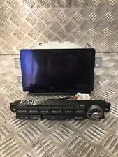2005 NISSAN XTRAIL T SPEC CD PLAYER RADIO HEAD UNIT SAT NAV 28395EQ301