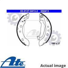 NEW DISC BRAKE PADS SET FOR NISSAN MICRA II K11 CG10DE CG13DE TD15 CGA3DE ATE