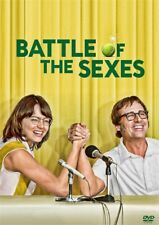 Battle of the Sexes (DVD, 2018)