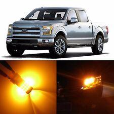 Alla Lighting Turn Signal Light 3157 3457A Amber LED Bulb for Ford Ranger Taurus