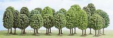 BUSCH 6587 Spur N / Z, 25 Laubbäume, 35 - 55 mm hoch, Neu