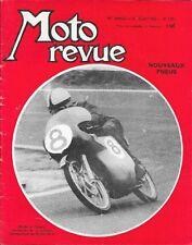 MOTO REVUE . N° 1601 . 21 juillet 1962 . Championnat du monde 50cc .