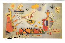 Wassily Kandinsky:  Milder Vorgang