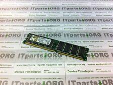 KINGSTON KVR400X64C3A/256 256MB PC3200 DDR 400MHZ 184PIN RAM