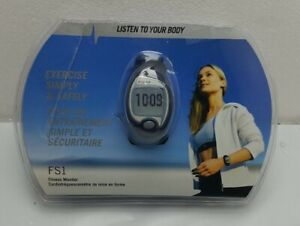 Polar FS1 Fitness Monitor Watch With Heart Rate Tracker NEW OPEN BOX