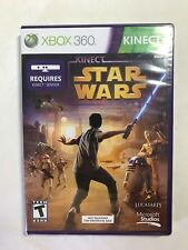 Kinect Star Wars (Microsoft Xbox 360, 2012) New! Sealed!