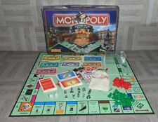 Monopoly Edinburgh Edition Board Game Complete