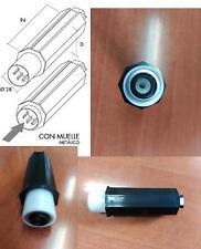Contera persiana compacto, capsula mini 40mm con rodamiento, telescopica, blind.