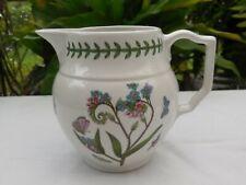 Vintage Portmeirion Botanic Garden Forget-Me-Not 1pt Milk Custard Jug