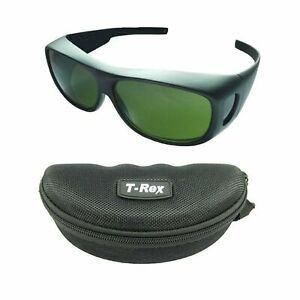 New IPL CE OD5+ CE UV400 200nm-2000nm Laser Protection Goggles Safety Glasses