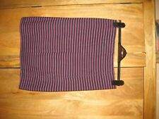 Ladies Fat Face Striped skirt size 10