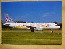 SUND AIR  AIRBUS A 320-214  D-ANNA   /  collection vilain N° 1407