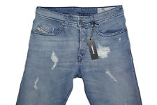 Diesel Buster R25H8 Slim Tapered Jeans W30 L32 100% Authentique