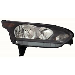 NEW Head Light for 2014-2018 Ford Transit Connect FO2503327C