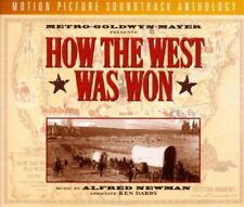 Alfred Newman How the West Was Won Rhino Soundtrack 2 CD Fatbox OST