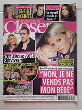 Closer janvier 2012 Amèlie non je ne vends pas mon bèbè
