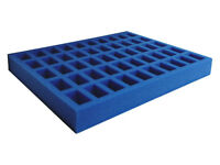 Tray for Gamesworkshop case- carry 50 figures(3 of these GWM3T trays fit inside)