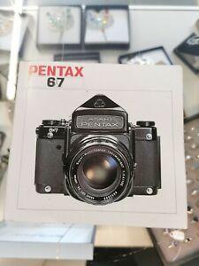 Pentax 67 Instructions