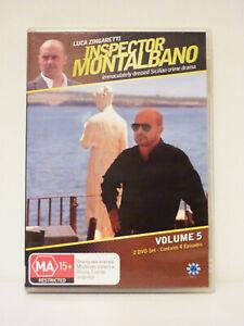 Inspector Montalbano - Volume 5, 2-DVD Set. Region 4