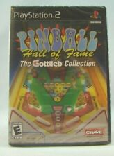 Pinball Hall of Fame: The Gottlieb Collection (Sony PlayStation 2, 2004) New !