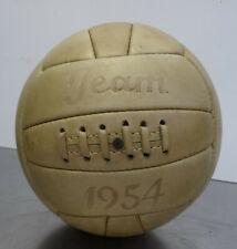 """Älterer Ball Fusball Handball Aufschrift """" Team 1954 """""""