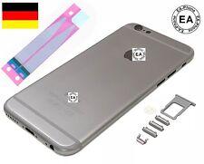 Apple iPhone 6 Spacegrau Backcover Gehäuse Akkudeckel Housing Rückseite Grau