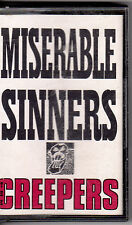 The Creepers - Miserable Sinners cassette