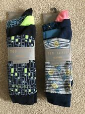 2x 3TED BAKER HOISTED With Organic Cotton sock set BNWT RRP£52 LONHORN & Datrini