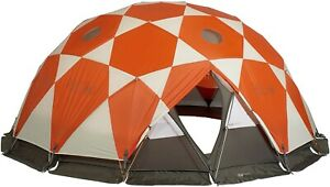 Mountain Hardwear Stronghold Tent, 10-Person, 4-Season Mountaineering
