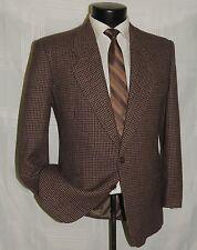 D-593 Giorgio Armani men's vintage 1980's Wool & Alpaca jacket Coat 38 S