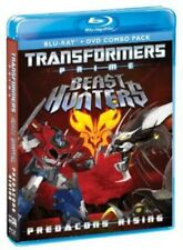 Transformers Prime: Predacons Rising [New Blu-ray] Widescreen