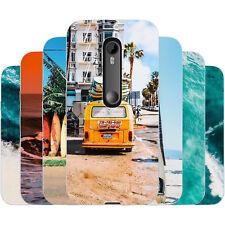 Dessana surf TPU de silicona, funda protectora, funda, móvil, funda cover para Motorola