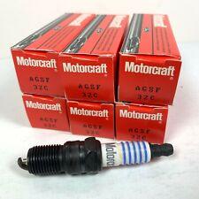 6 Motorcraft Spark Plug SET OF 6 SP447 AGSF32C SP447 Ford OEM NOS