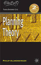 Planning Theory (Planning, Environment, Cities)-ExLibrary