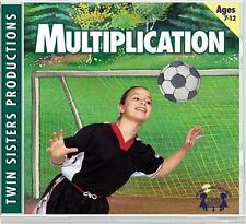 NEW Multiplication: Great for Multilevel Learners: Ages 7-12 (Ma.. 9781575832319