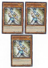 X3 YUGIOH LIGHTRAY GREPHER OP06-EN018 COMMON IN HAND