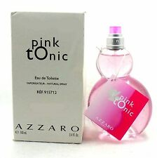 PINK TONIC BY AZZARO EAU DE TOILETTE SPRAY 100 ML/3.4 FL.OZ. (T)