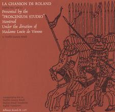Various Artists - La Chanson de Roland / Various [New CD]
