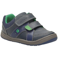 New Clarks Maltby Pop Light Up Shoes boy size 10.5 G RRP$139.95
