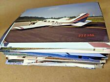Vintage Lot of 150 Aircraft Crash Scene Photographic Prints