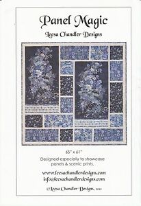 Panel Magic - Quilt Fabric Kit using Timeless Treasures Winter Collection