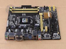 Original ASUS B85M-E LGA 1150 DDR3 Intel B85 Motherboard USB3.0 VGA DVI HDMI