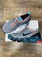 Nike Air VaporMax Flyknit 3 'South Beach' AJ6910-500 Women's Running Shoe Size 8