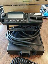 Hytera Tm-800V 45 watt vhf mobile radio w/ remote kit
